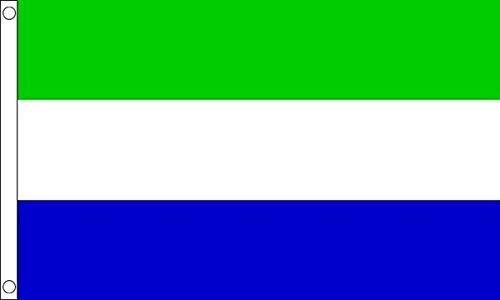 Drapeau de Sierra Leone