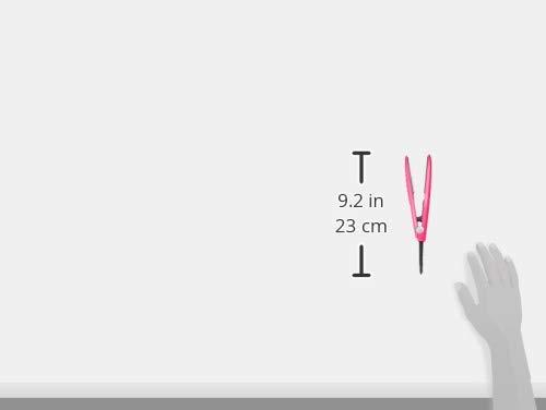 テスコム(TESCOM)ヘアアイロンストレート&カール2WAYStyleupminiピンクTHS10-P