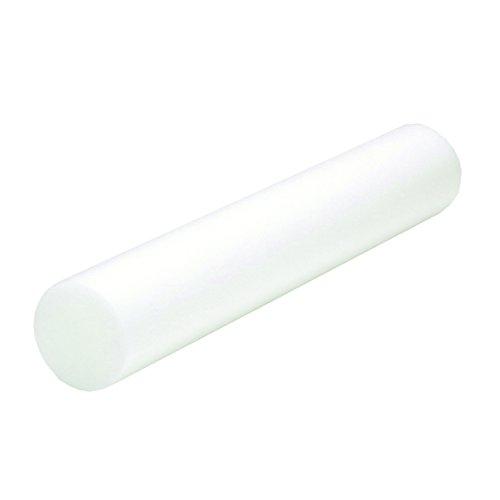 High Density Round White Foam Roller
