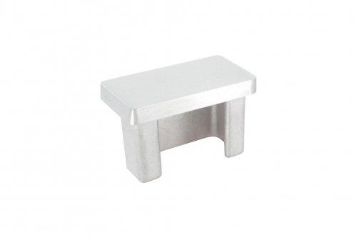Einsteckkappe, für Rechteckrohr 40 x 30 x 2,0mm