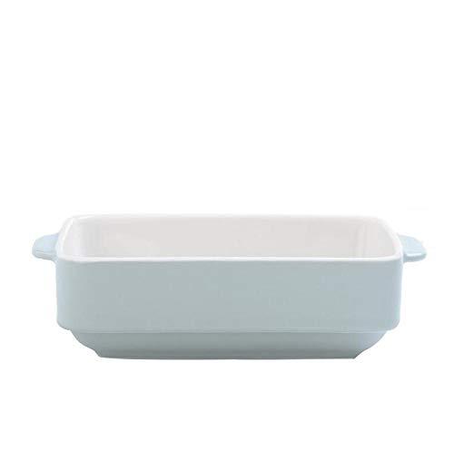 Diner Borden Servies Gerechten Bakken Vaatwerk Keramische Bakplaat Oven Bowl Kaas Risotto Rijstkom Rijst Magnetron Speciale Bowl Huishoudelijke Gebruiksvoorwerpen