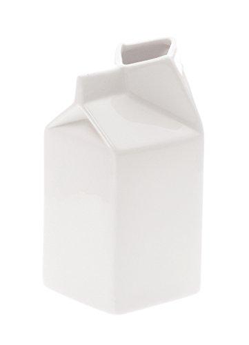 SELETTI Caraffa per Latte in Porcellana Cm.7 X 7 H.14,5