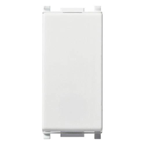 Vimar Interruttore 1P 10Ax, Bianco