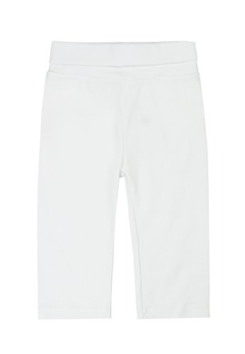 Steiff Baby-Unisex 6616 Hose, Weiß (Bright White 1000), (Herstellergröße: 62)