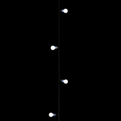 Blachere Illumination RA310 Éclairage de Noël Cherrylight Guirlande 64 LED Blanc 8 m