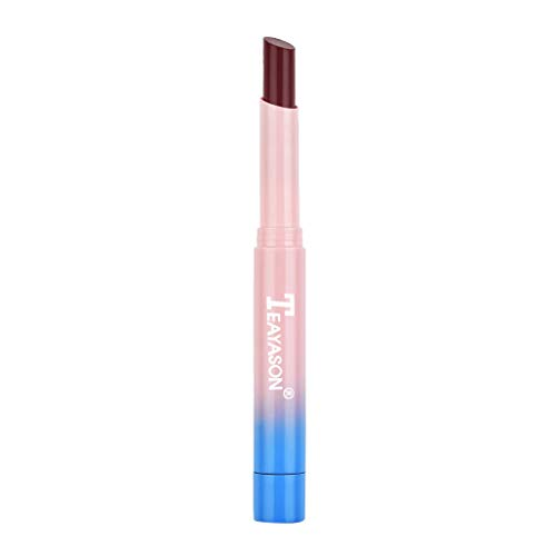 YBWZH Rouge à Lèvres Gloss - Longue Tenue Gloss Lipstick - Ange tentation Lip Gloss For Girls