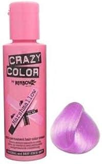 Crazy Color Semi Permanent Hair Dye - Pink