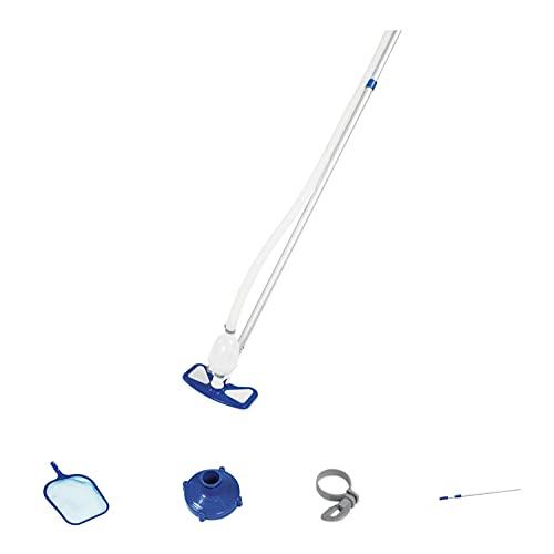 Best Way 6942138918175 Sistema di Pulizia Aquaclean Funziona con Pompa da 2.006 Lt/H E 557