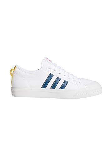 adidas Originals Sneaker Nizza EF5705 Weiss, Schuhgröße:41 1/3