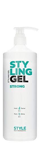 Dusy Style Styling Gel Extra Strong 1L Haargel Hairgel (1 Stück)