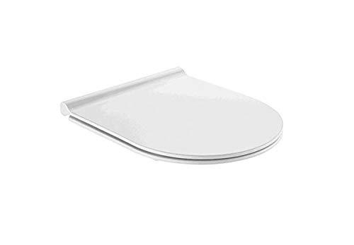 WC Sitz SLIM Roca NEXO weiss mit Deckel Softclose Absenkautomatik