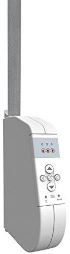 WIR elektronik, eWickler Standard, Funk, eW930-f-m, Elektrischer Gurtwickler, Rauchwarnmelderauswertung, für 15mm Gurtband, Aufputz, bis 45kg, Fahrtzeiten einstellbar, inkl. Netzstecker