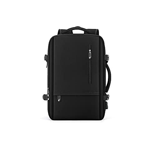 Kfhfhsdgsamsjb Mochila para Hombre Back Pack con Puerto de Carga USB, Viaje de Negocios Mochila de Gran Capacidad, Bolsa de computadora de Viaje