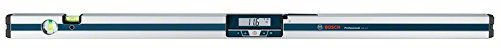 Bosch Professional Digitaler Neigungssensor GIM 120 (Messbereich: 0-360º, Länge: 120 cm)