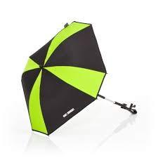 Parasol Sunny AB Design Verde Lime/Preto - Sombrinha Parasol