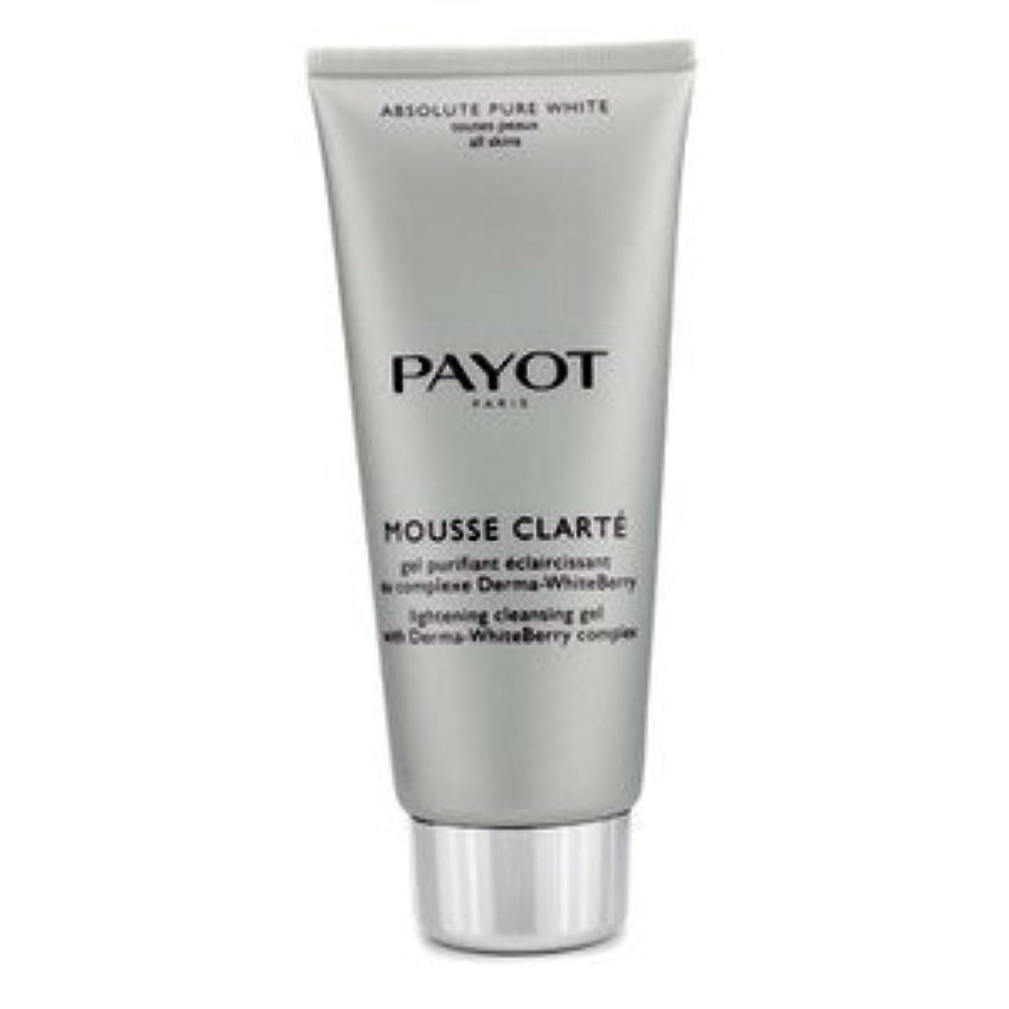 カナダ注釈予感Payot Mousse Clarte Lightening クレンジング ジェル 200ml [並行輸入品]