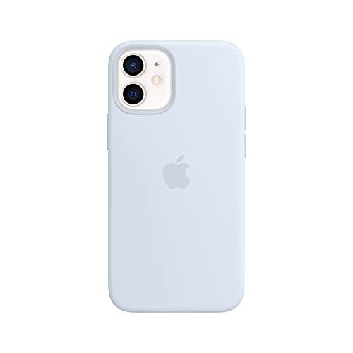 Apple Funda de Silicona con MagSafe (para el iPhone 12 Mini) - AzulNube