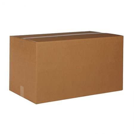BB-Verpackungen 2 x Faltkartons 1200 x 600 x 600 mm (2-wellig, maximale Paketgröße von DHL, Versandkarton für große Gegenstände) - Sets zwischen 2 und 100 Stück