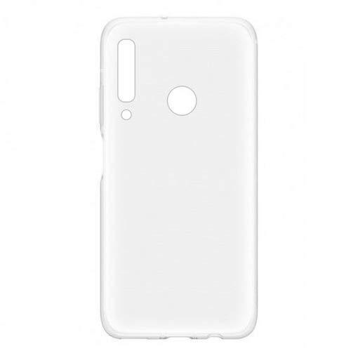 Protective TPU case for Huawei P40 Lite E Transparent (nauja)