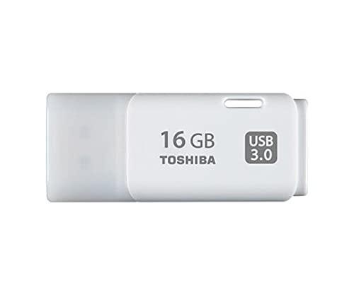 東芝メモリ『TransMemory USB3.0メモリ(UNB-3B016GW)』