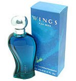 Wings by Giorgio Beverly Hills for Men, Aftershave, 3.4-Ounce by Giorgio Beverly Hills