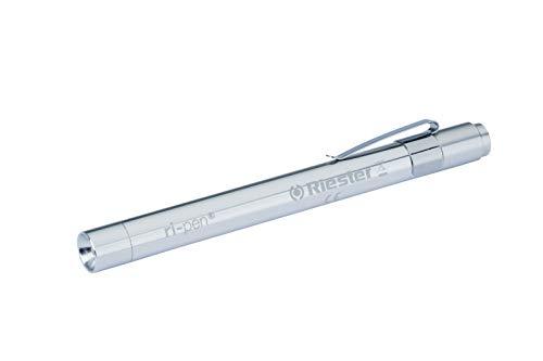 Riester ri-5074–526Forte Lux N penlights de diagnóstico, Plata