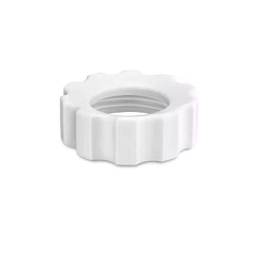 Tapa de anillo de cierre para picadora de carne KitchenAid 5FGA (modelo antiguo)