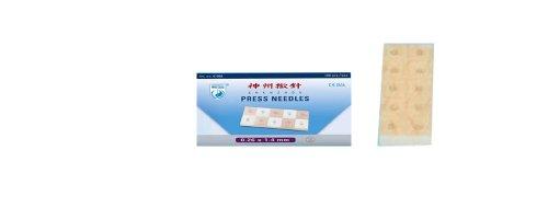 100 SHENZHOU Ohrdauernadeln 0,26 x 1,4 mm, Dauernadeln- Neu aus China