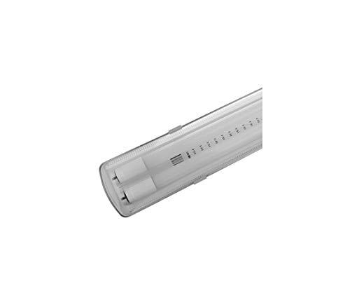 LED TL-lamp LIMEA 2xG13/18W/230V IP65 1263mm