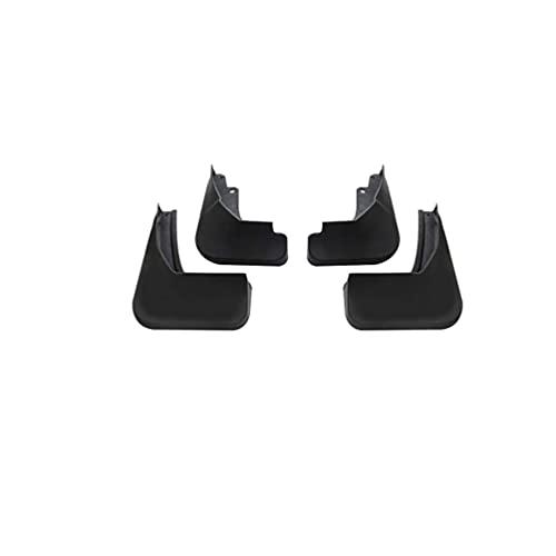 MZQ-DM 4 Piezas De Guardabarros De Coche para Land Rover Discovery Sport 5 Seat 2015-2019, Guardabarros Delantero Trasero, Guardabarros De Plástico Abs, Protección contra Salpicaduras, Accesori