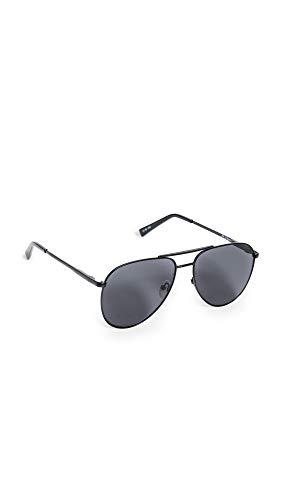 Le Specs Unisex Sonnenbrille ROAD TRIP schwarz One Size