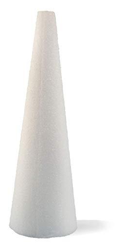 "12"" Styrofoam Cones"