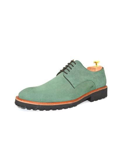 Calzados Losal | Zapato Blucher/Derby | Zapato Hombre | Zapato Fabricado a Mano | Zapato Pegado | Zapato Fabricado en España | Zapatos Artesanos | Fabricación Pegado | Modelo Fuenlabrada (42)