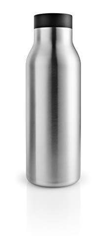 EVA SOLO Urban Thermo Flask 0,5 l | Plastica senza BPA – acciaio inox | nero
