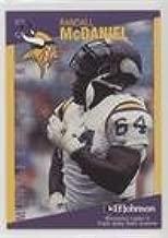 Randall McDaniel (Football Card) 1997 Minnesota Vikings Minnesota Crime Prevention Association Minnesota Crime Prevention Association - [Base] #1