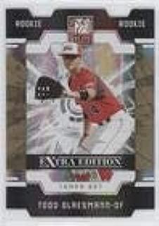 Todd Glaesmann #30/50 (Baseball Card) 2009 Donruss Elite Extra Edition - [Base] - Status Gold #76