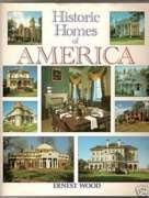 Historic Homes of America 0831744766 Book Cover