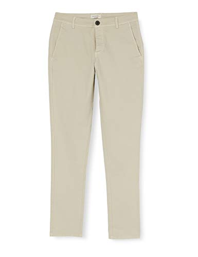 Selected Homme Slhskinny-luca Lin. Pants W Noos Pantalon, Gris (Silver Lining), W33/L32 (Taille Fabricant: 33)