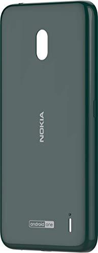 Nokia mobile Original Nokia Xpress-on Cover 'XP-222' for Nokia 2.2 Dark Green (8P00000065), us:one Size