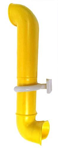 Gartenpirat Periskop gelb Zubehör für Spielturm Spielhaus