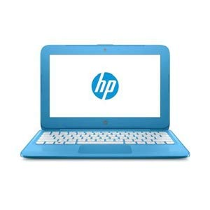 HP Stream 11-ah000 11-ah010nr 11.6' Netbook, Intel Celeron N3060, 4GB RAM, 32GB Flash Memory (5MP92UA#ABA)