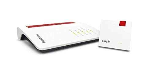 AVM FRITZ! Mesh Set Edition International (FRITZ!Box 7530 + FRITZ!Repeater 1200, Dual Band (AC + N), velocità Internet fino 200 Mbit/s con VDSL 35b, interfaccia in italiano