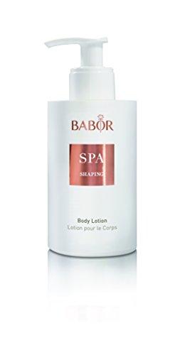 BABOR SPA Shaping Body Lotion, leichte Anti-Aging Body Lotion für jeden Tag, mit elastizitätsförderndem Shaping Complex, für mehr Spannkraft, 200ml