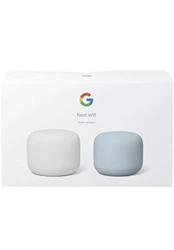 Google Nest Wifi-Router, erweiterbares Mesh-WLAN
