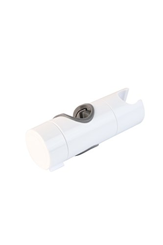 Croydex universale saliscendi Slider bianco
