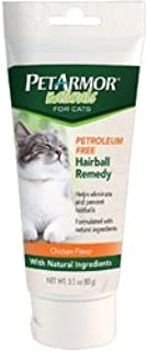 PETARMOR(R Naturals Petroleum Free Hairball Remedy for Cats (B075VY2M48) | Amazon price tracker / tracking, Amazon price history charts, Amazon price watches, Amazon price drop alerts
