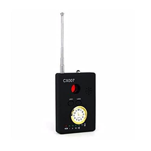 Detector de radares Detector de frecuencia Completo Detector de frecuencia Multifunción Signal Teléfono G-S-M GPS WiFi Detect Finder