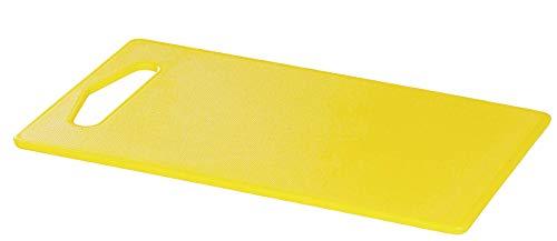 ikea Tabla de cortar para cocina – 5 mm de grosor – fuerte para uso diario (amarillo, pequeño) ikea