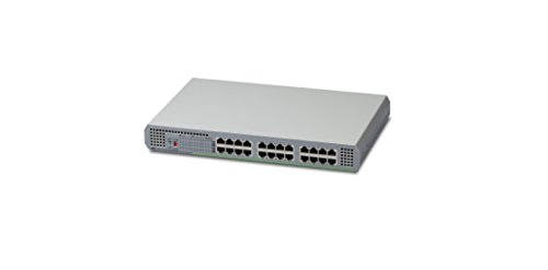 Allied Telesys 990-004859-52 Switch 24x GE AT-GS910/24