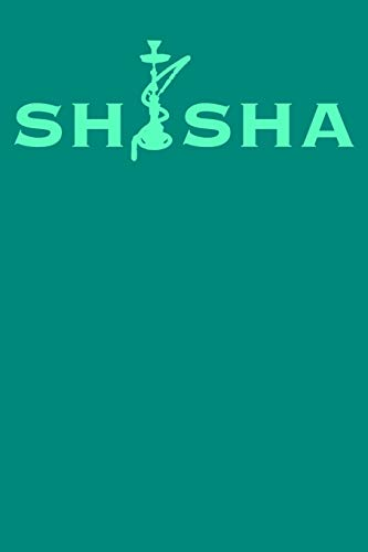 SHISHA: A5 Dodgrid I Agenda Journal I A5 gebunden I 120 Seiten I Softcover I matt I Geschenk Shisha